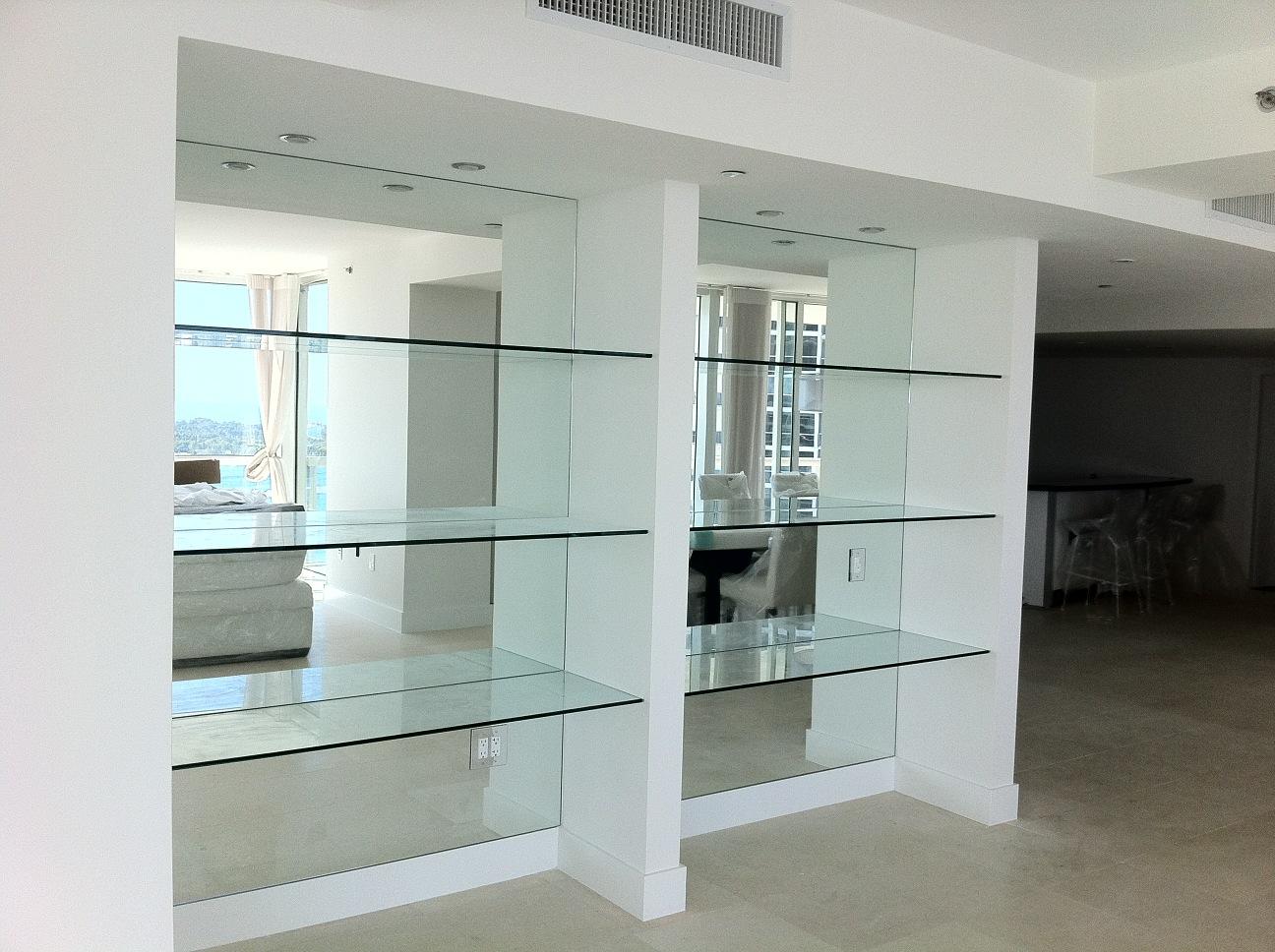 Unique Ways To Use Glass Corner Shelves
